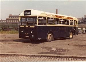 553, Leyland Royal Tiger LRH 695